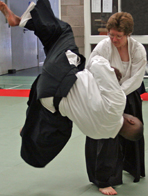 Aikido                       throw 2