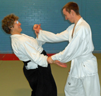 Aikido martial art -Theale 01