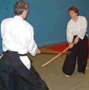Aikido - 2nd Kumitachi