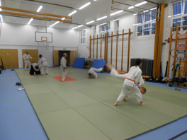 Reading University                                               Aikido London Road Gym                                               today